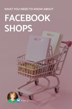 NEW! Facebook Shops launches today across Facebook and Instagram. Yes, it was already possible to have a shop on Facebook and/or Instagram. But what's NEW now is businesses will now be able to set up a *single* online store and unified presence for customers to have a fully seamless experience across Facebook Facebook Marketing Strategy, Online Marketing Strategies, Business Marketing, Social Media Marketing, Digital Marketing, About Facebook, How To Use Facebook, Singles Online, Facebook Instagram
