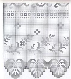 Kira scheme crochet: Scheme crochet no. 1073