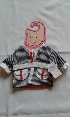 Zapf Creation Baby Born Puppenkleidung-Jacke in Spielzeug, Puppen & Zubehör, Babypuppen & Zubehör | eBay!