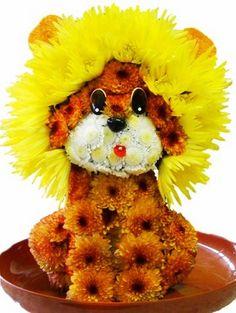 Aranyos virág állatok. - Flower Art, - schuro Blogja - 2011-12-29 13:12
