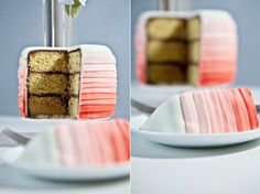Video: Gradient Cake | Not Without Salt