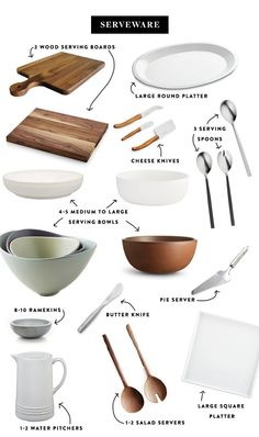 The Essentials for a Great Kitchen if you Love to Cook! See them all on The Fresh Exchange. The Essentials for a Great Kitchen if you Love to Cook! See them all on The Fresh Exchange. Kitchen Utensils List, Kitchen Tools, Kitchen Gadgets, New Kitchen, Kitchen Decor, Kitchen Supplies, Kitchen Items List, Kitchen Cabinets, Funny Kitchen