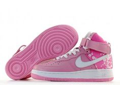 hot sale online 61644 d48d8 5oA1Bkdn4 Women Air Force 1 25th High Shoes Pink White Svarta Skor, Nike  Free Runs