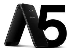 Samsung Galaxy A5 – zoznámte sa s najlepším telefónom strednej triedy