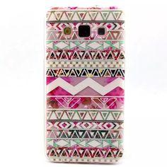 Attractive Retro Fashion Trend Pattern TPU Case Cover For Samsung Galaxy A5