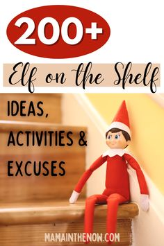 STOP! These 200  elf on the shelf ideas are the only ones you need to get through yet another Christmas season. These elf on the shelf activities and excuses are funny, new and magical. Your kids will love the magic of the elf on the shelf when you use these 200 ideas! #ElfontheShelf #ElfontheShelfIdeas #Christmas #ChristmasElf #mamainthenow #ElfontheShelfExcuses Happy Christmas HAPPY CHRISTMAS | IN.PINTEREST.COM #WALLPAPER #EDUCRATSWEB