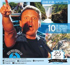 10-03-2015 - Deja Vu Tour 2015- Hoy en San Luis - Pototsí- México-  Estadio El Domo. Tengo Todo Excepto a Ti, fans club oficial internacional Argentino-  Desde 1990 Junto a Luis Miguel Seguinos en todas nuestras redes sociales: FACEBOOK:  https://www.facebook.com/pages/Tengo-Todo-Excepto-A-Ti/595464773913653 TWITTER: @tengotodoclub - INSTAGRAM: @Tengotodocluboficial - y también en nuestro canal de YOUTUBE- o escribinos al MAIL: tengotodocluboficial@gmail.com