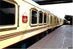 Palace On Wheels, the original Indian luxury train by Train Chartering & Private Rail Cars, via Flickr