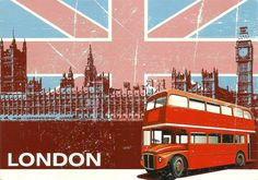 London Bus - my favourite thing to do in London is to travel around on a red bus