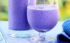 blueberry mango weight loss smoothie