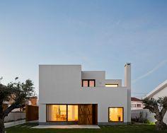 Casa em Pero Pinheiro - Bruno Silvestre arquitecto