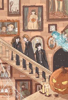Harry Potter Tumblr, Harry Potter Fan Art, Harry Potter Plakat, Harry Potter Poster, Mundo Harry Potter, Harry Potter Drawings, Harry Potter Anime, Harry Potter Pictures, Harry Potter Universal