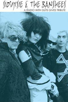 Siouxsie & the Banshees - Best of radio program