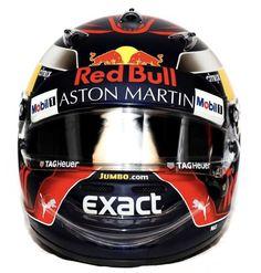 Max Verstappen - Red Bull Renault - 2018
