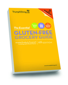 Kiki's Gluten-Free Foods | Triumph Dining | Triumph Dining
