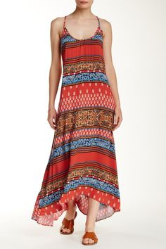 Two Arrows Olivia Maxi Dress