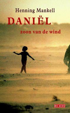 63. Daniël, zoon van de wind - Henning Mankell