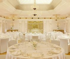#ballroom #allwhite