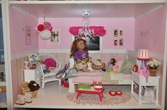 American Girl Dollhouse | Flickr - Photo Sharing!