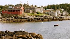 Want to ditch your car? Buy a home in one of these quiet carless island towns.