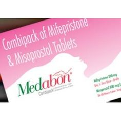 This medicine is a combination of two other medicines called Mifepristone and Misoprostol. Mifepristone acts as an anti-hormone drug that helps to stop the effects of progesterone. It is used for the therapeutic execution of pregnancy.