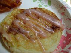 Raising Allergy Kids: Gluten Free Cinnamon Roll Pancakes