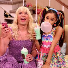 """Watch Ariana Grande Crack Up Jimmy Fallon During """"Ew!"""": Jimmy Fallon has welcomed a ton of guests to the """"Ew!"""""""