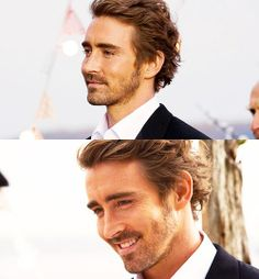 Lee Pace. yummers