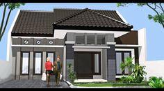 contoh handle pintu rumah minimalis modern rumah