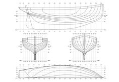 Designing a 7 ton cutter - Page 2 Wooden Boat Building, Boat Building Plans, Sailboat Yacht, Master And Commander, Plywood Boat Plans, Ship Drawing, Classic Yachts, Build Your Own Boat, Boat Kits