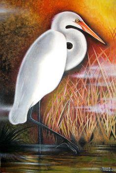 Original watercolor bird painting fine art print 8 by jamarsimien on etsy.com