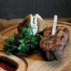 Taste Mag | Grilled rib eye steak @ https://taste.co.za/recipes/grilled-rib-eye-steak/