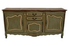 Antique French Country Sideboard, Saturdays at the Flea | One Kings Lane