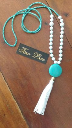 Long knotted Cultured fresh water Pearl /& Genuine Matte finish amazonite beads stone Sterling silver feather charm necklace with tassels