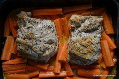 Friptura de porc la cuptor - marinata cu iaurt si usturoi | Savori Urbane Steak, Bacon, Turkey, Pork, Fine Dining, Turkey Country, Steaks, Pork Belly