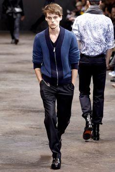 Hermès - Fall 2010 Menswear