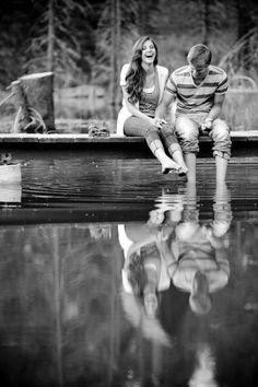 Cute engagement pics