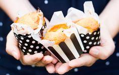 Aprikoosimuffinit / Apricot muffins / Kotiliesi.fi / Kuva/Photo: Riikka Hurri/Otavamedia