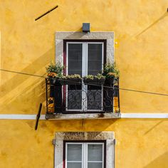 One of many great free stock photos from Pexels. This photo is about exterior wall, french balcony, windows. Color Amarillo Pastel, French Balcony, Interior Design Magazine, Yellow Painting, Mellow Yellow, Pastel Yellow, Lemon Yellow, Bright Yellow, Mustard Yellow