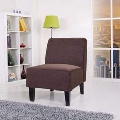 Gold Sparrow Plano Fabric Accent Chair in Charcoal - ADC-PLA-CHA-NKX-CHA