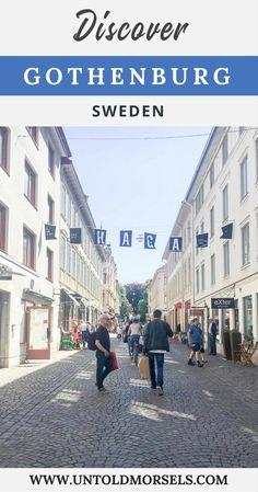 Gothenburg, Sweden - things to do in Gothenburg. Take a boat tour, cruise the Gothenburg archipelago, wander the Haga district, eat cinnamon buns