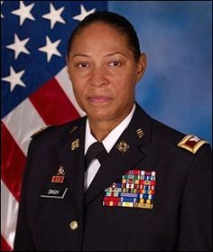 The Maryland Army National Guard is getting a new leader. She will be the first female and first African-American in the post that she is taking.