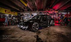 BMW E30 DRIFT CAR by HenrikBullerKulsbjerg