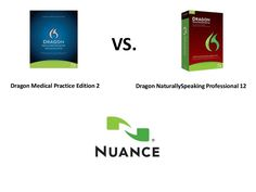 Dragon Medical Practice Edition 2 - Dragon Medical 12 vs. NaturallySpeaking Pro 12KnowBrainer.com via Slideshare
