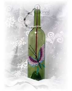 Lighted Wine Bottle Craft Instructions | Photo Sharing and Video Hosting at Photobucket