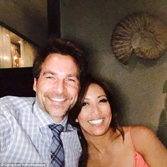 Dancing With The Stars judge Carrie Ann Inaba is dating Robb Derringer   Daily Mail Online