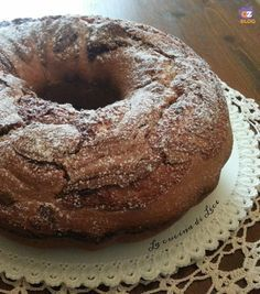 Questo delizioso ciambellone alla nutella è ideale per una buona e golosa colazione ed è semplice e veloce da preparare. Ottimo anche per una merenda super