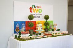 Kara's Party Ideas Very Hungry Caterpillar Themed Birthday Party
