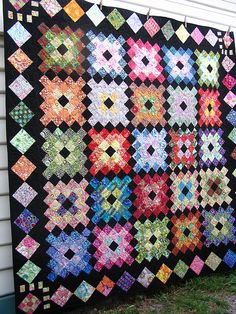 Color My World Quilt | Flickr - Photo Sharing!