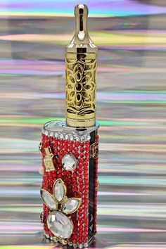 Chanel in Paris Variable Voltage Sub Ohm 30W Mod Box + Caged Tank